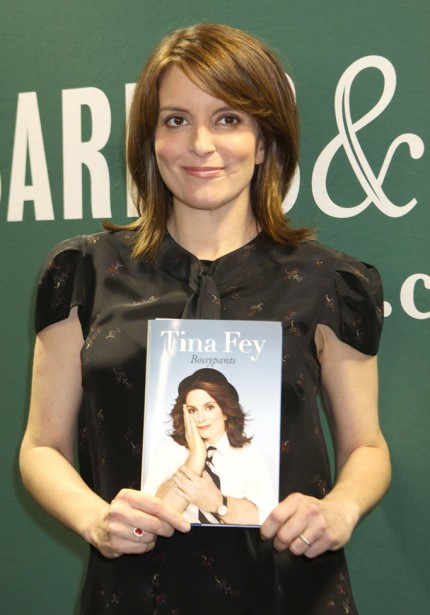 Tina Fey book event